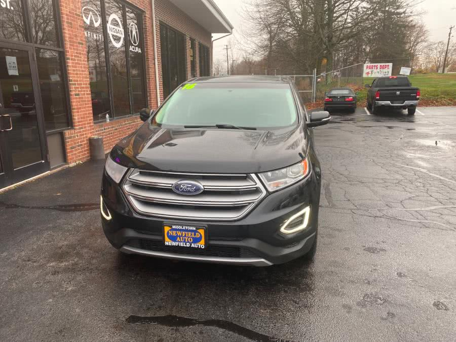 Used 2016 Ford Edge in Middletown, Connecticut | Newfield Auto Sales. Middletown, Connecticut