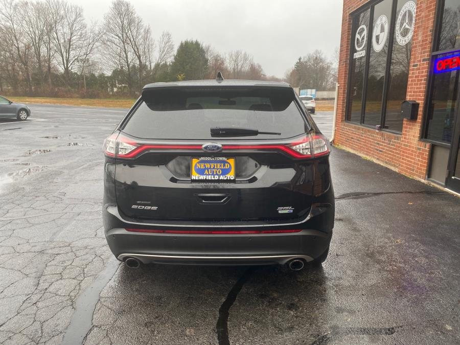 Used Ford Edge 4dr SEL AWD 2016 | Newfield Auto Sales. Middletown, Connecticut
