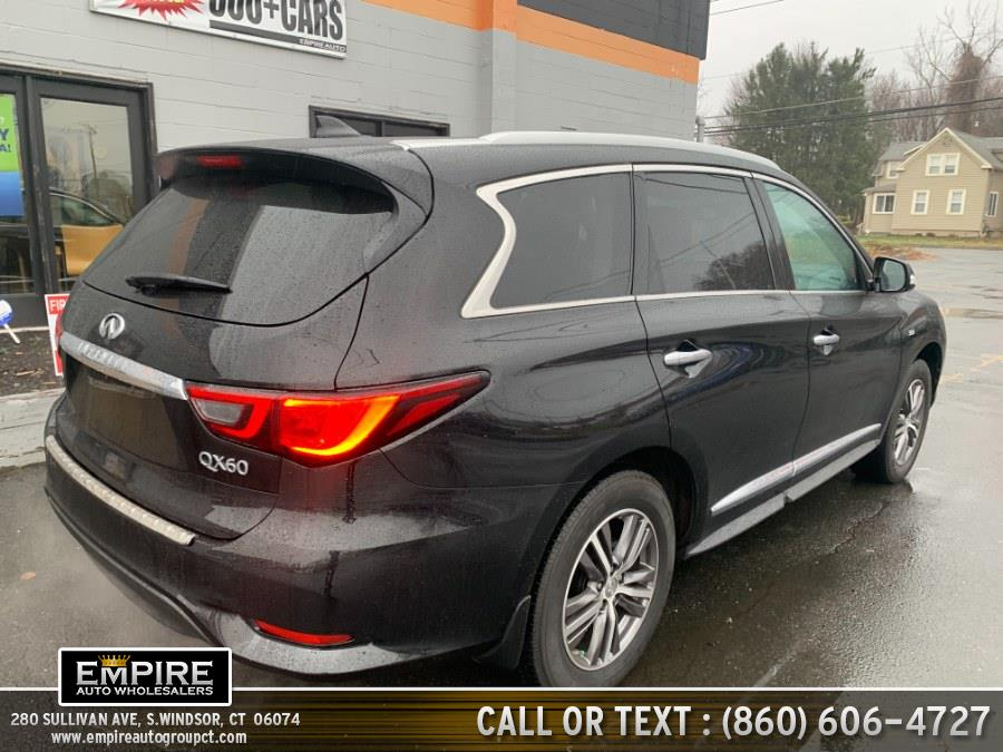 Used INFINITI QX60 PURE AWD 2019 | Empire Auto Wholesalers. S.Windsor, Connecticut