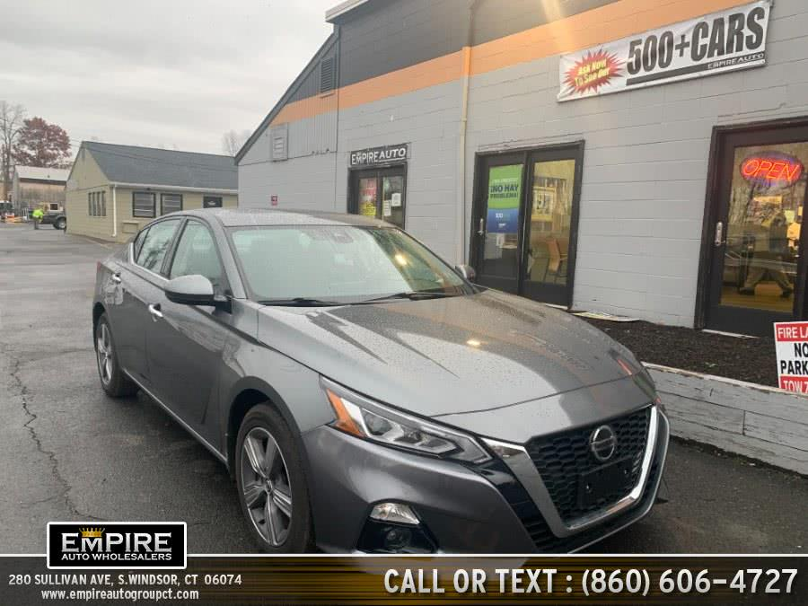 Used Nissan Altima 2.5 SV AWD Sedan 2019 | Empire Auto Wholesalers. S.Windsor, Connecticut