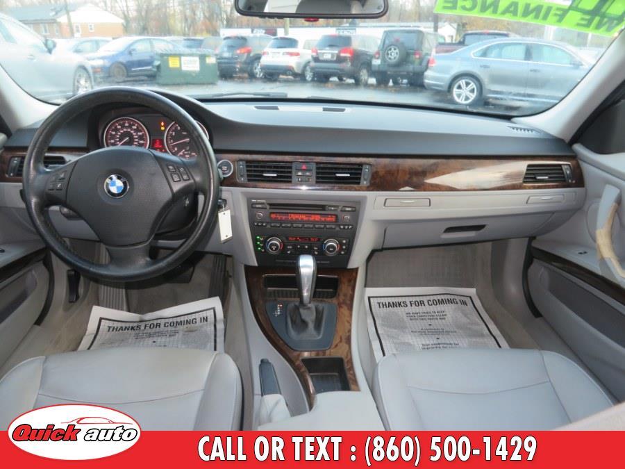 Used BMW 3 Series 4dr Sdn 335i xDrive AWD 2011 | Quick Auto LLC. Bristol, Connecticut
