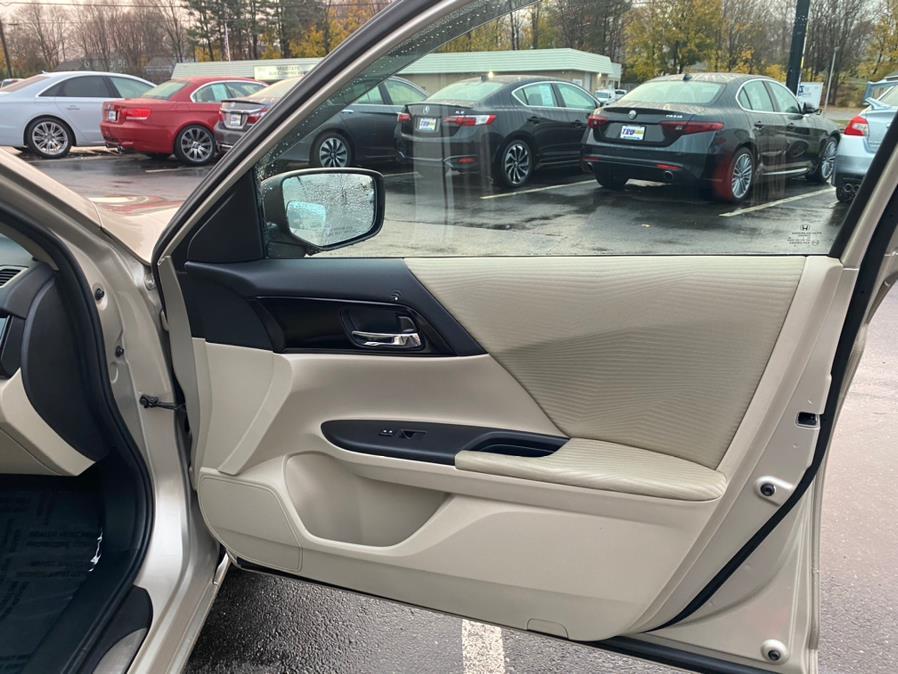 Used Honda Accord Sedan LX CVT 2017 | Tru Auto Mall. Berlin, Connecticut