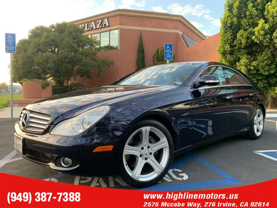 Used 2006 Mercedes-Benz CLS 500 in Irvine, California | High Line Motors LLC. Irvine, California