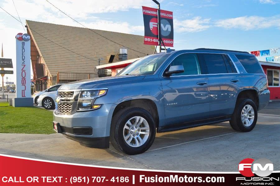 Used 2016 Chevrolet Tahoe in Moreno Valley, California | Fusion Motors Inc. Moreno Valley, California