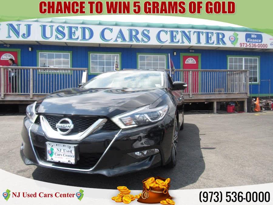 Used 2017 Nissan Maxima in Irvington, New Jersey | NJ Used Cars Center. Irvington, New Jersey