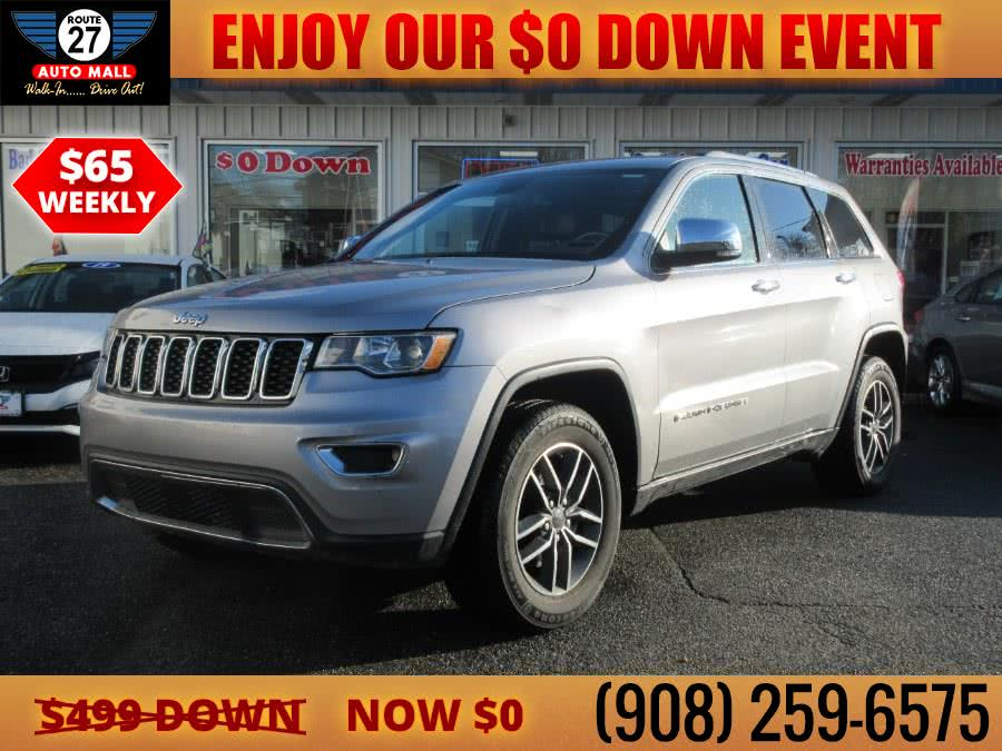 Used 2019 Jeep Grand Cherokee in Linden, New Jersey | Route 27 Auto Mall. Linden, New Jersey