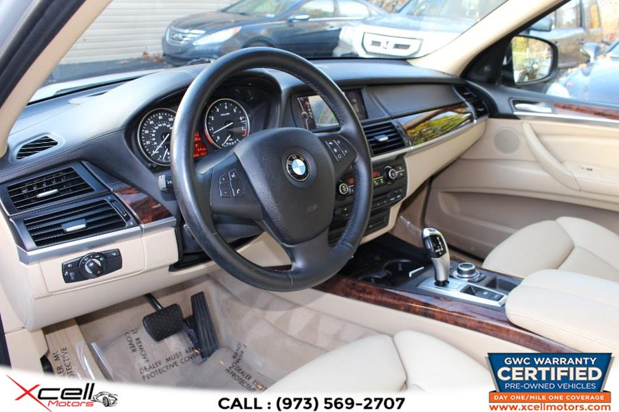 Used BMW X5 Sport Activity AWD 4dr 35i Sport Activity 2012   Xcell Motors LLC. Paterson, New Jersey