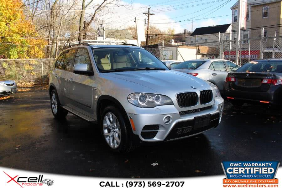 Used 2012 BMW X5 Sport Activity in Paterson, New Jersey | Xcell Motors LLC. Paterson, New Jersey
