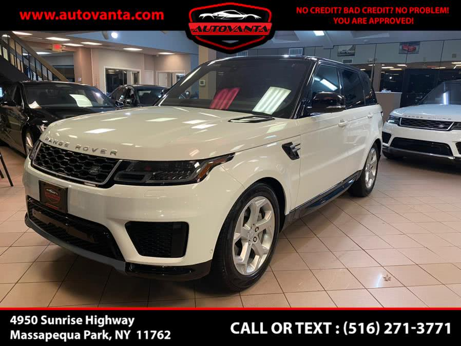 Used Land Rover Range Rover Sport V6 Supercharged HSE 2018 | Autovanta. Massapequa Park, New York