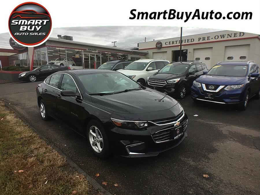 Used Chevrolet Malibu LS 2017 | Smart Buy Auto Sales, LLC. Wallingford, Connecticut
