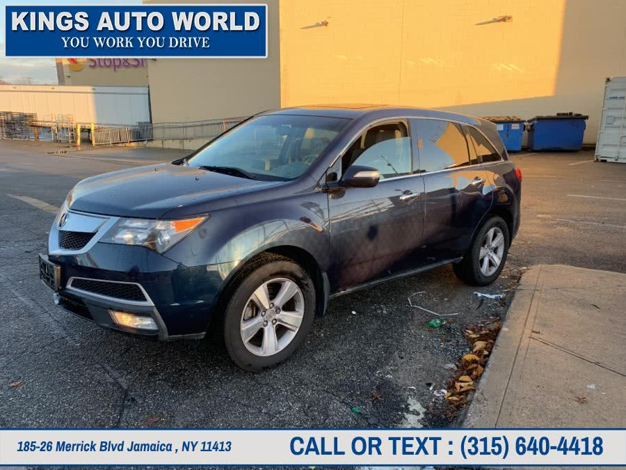 Used Acura MDX AWD 4dr Tech Pkg 2013 | Kings Auto World. Jamaica , New York