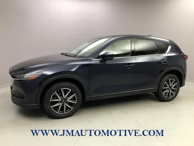 Used Mazda Cx-5 Grand Select AWD 2017 | J&M Automotive Sls&Svc LLC. Naugatuck, Connecticut