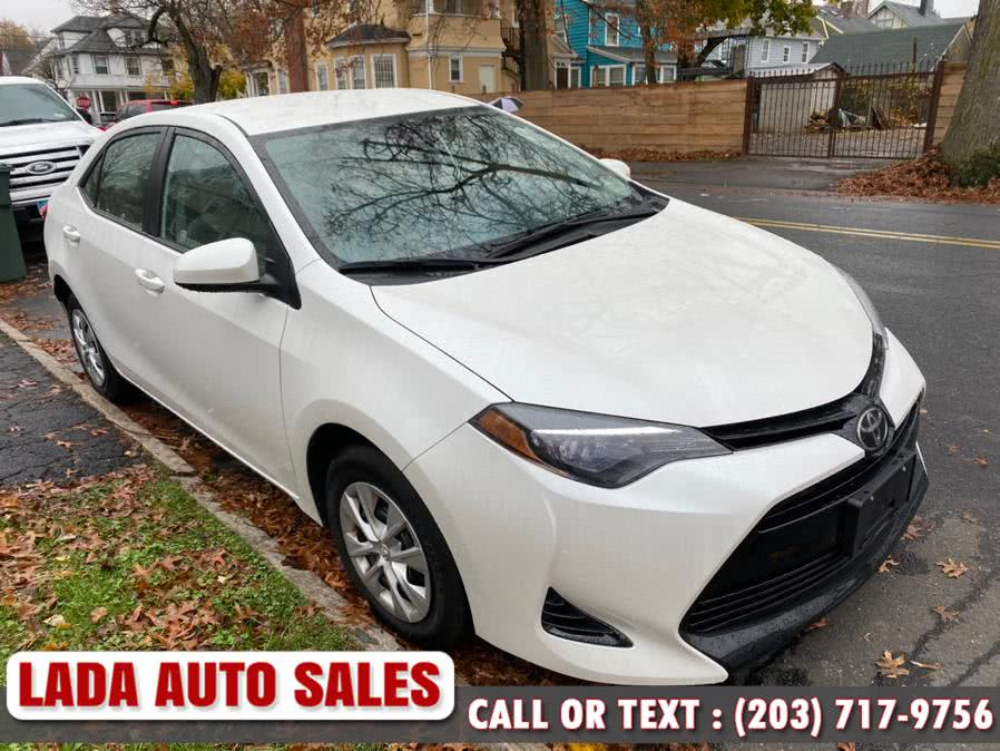 Used Toyota Corolla LE Eco CVT (Natl) 2017 | Lada Auto Sales. Bridgeport, Connecticut