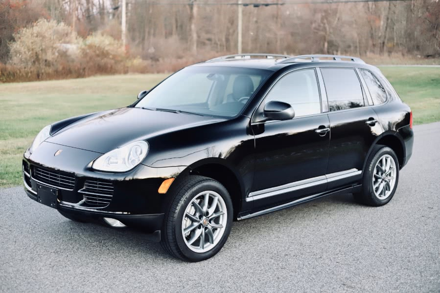 Used 2006 Porsche Cayenne in North Salem, New York | Meccanic Shop North Inc. North Salem, New York