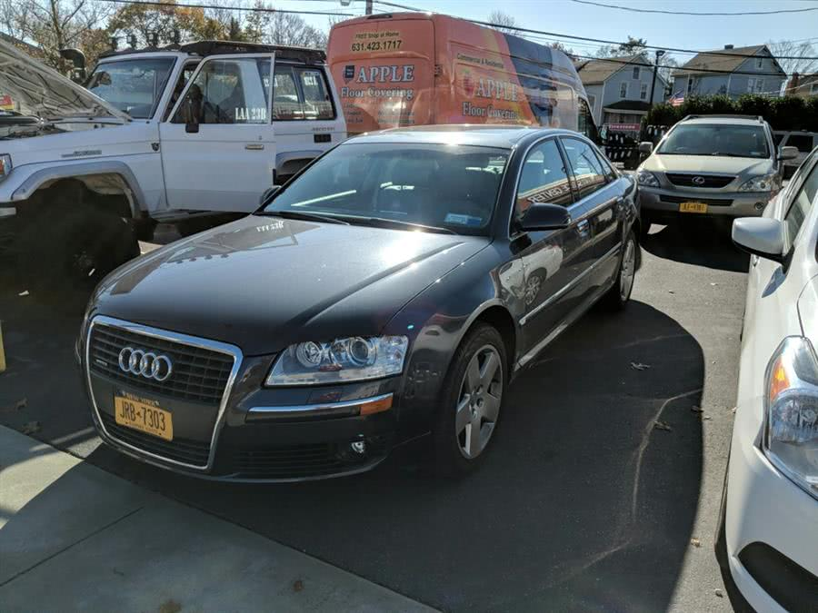 2006 Audi A8 4dr Sdn 4.2L quattro Auto, available for sale in Huntington Station, NY