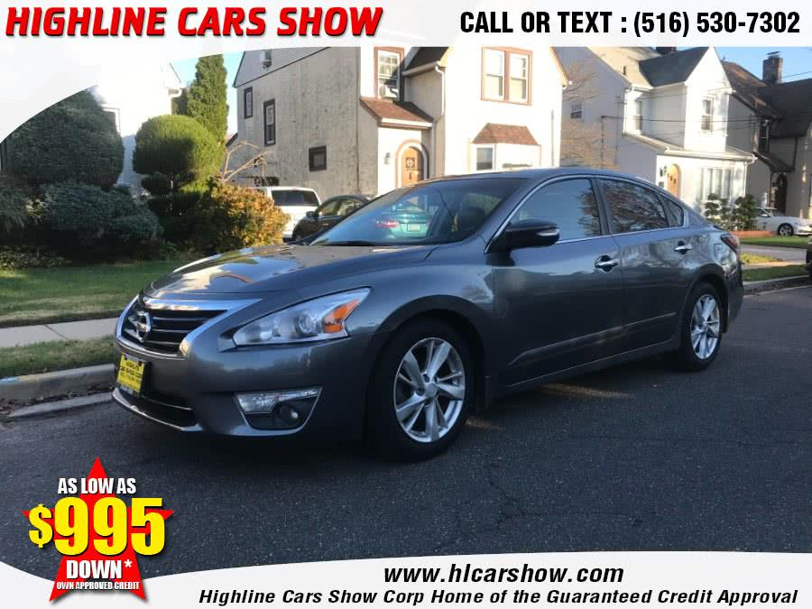 Used 2015 Nissan Altima in West Hempstead, New York | Highline Cars Show Corp. West Hempstead, New York
