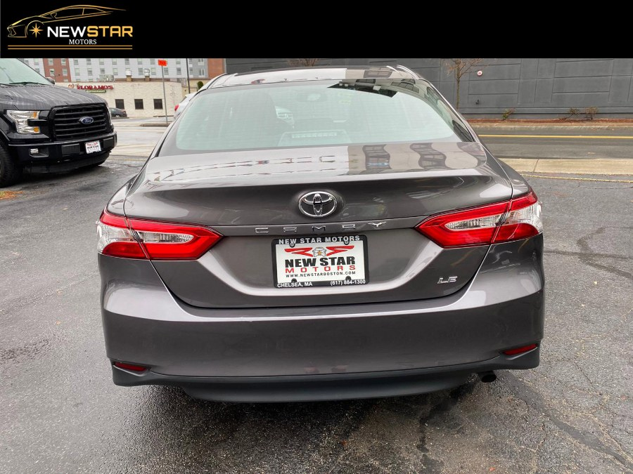 Used Toyota Camry LE 2018 | New Star Motors. Chelsea, Massachusetts