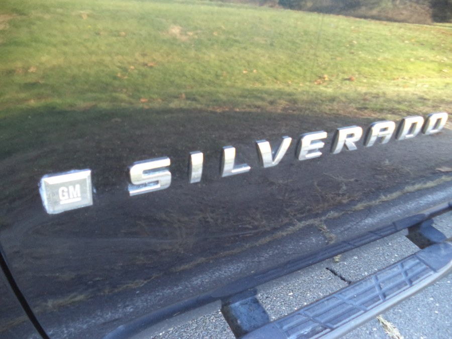 Used Chevrolet Silverado 1500 EXT 4X4 LS 2009   International Motorcars llc. Berlin, Connecticut