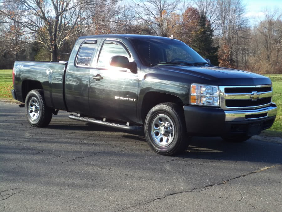 Used Chevrolet Silverado 1500 EXT 4X4 LS 2009 | International Motorcars llc. Berlin, Connecticut