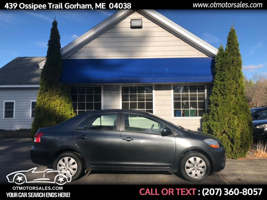 Used Toyota Yaris base 2010 | Ossipee Trail Motor Sales. Gorham, Maine