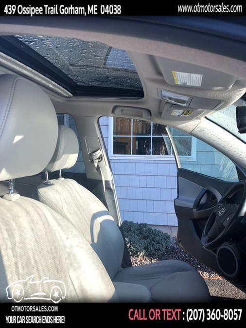 Used Toyota RAV4 4WD 4dr V6 5-Spd AT Ltd 2011 | Ossipee Trail Motor Sales. Gorham, Maine