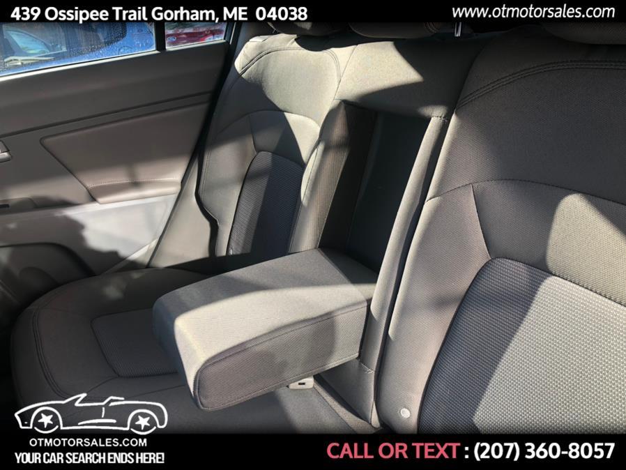 Used Kia Sportage AWD 4dr LX 2014   Ossipee Trail Motor Sales. Gorham, Maine