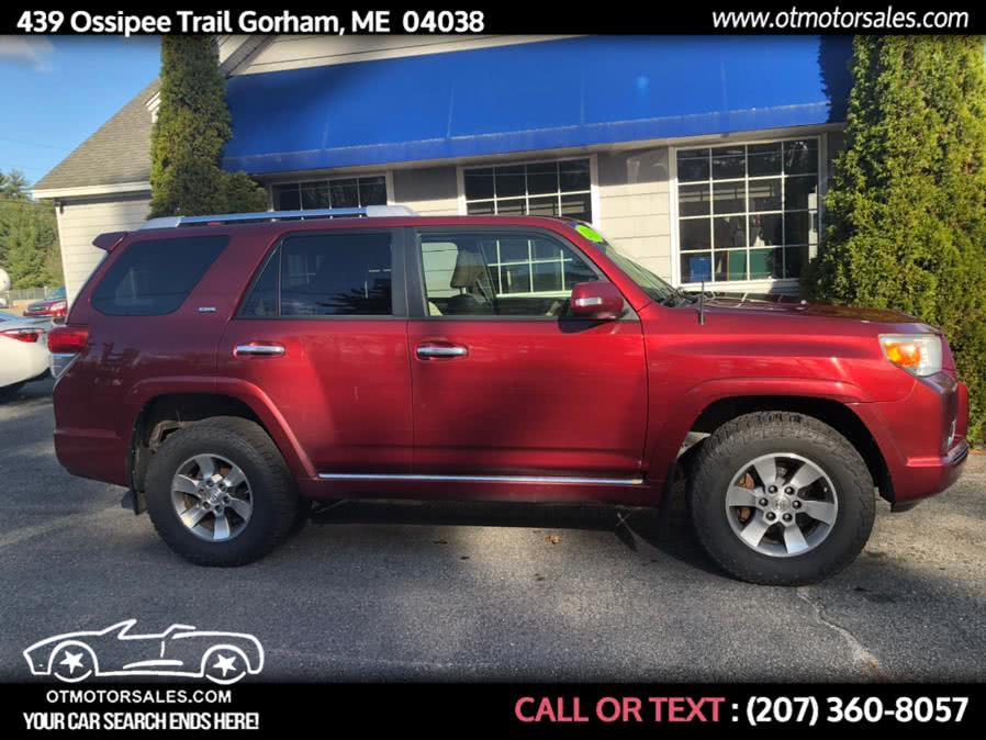 Used 2011 Toyota 4Runner in Gorham, Maine | Ossipee Trail Motor Sales. Gorham, Maine