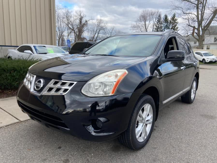Used 2012 Nissan Rogue in East Windsor, Connecticut | Century Auto And Truck. East Windsor, Connecticut