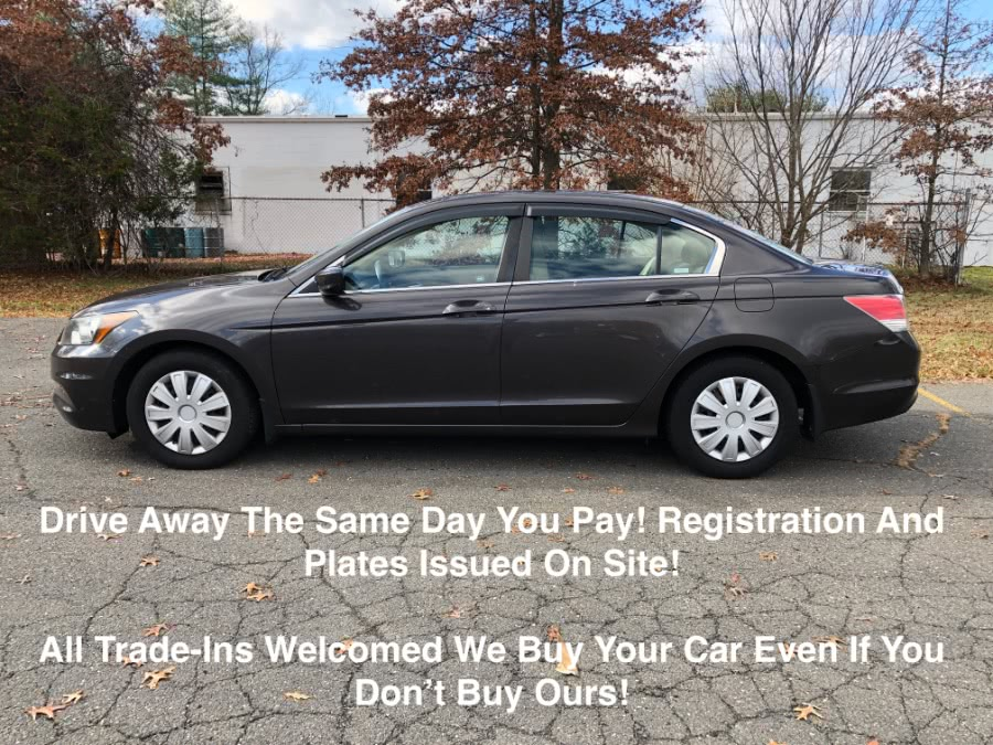 Used 2011 Honda Accord Sdn in Plainville, Connecticut | Farmington Auto Park LLC. Plainville, Connecticut