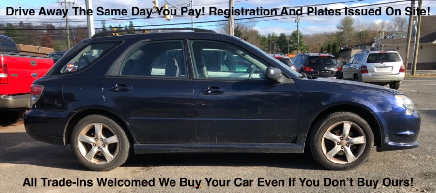 Used Subaru Impreza Wagon 2.5 i Auto 2006 | Farmington Auto Park LLC. Plainville, Connecticut