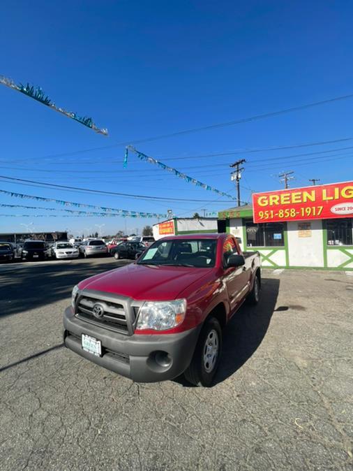 Used Toyota Tacoma 2WD Reg I4 MT (Natl) 2009   Green Light Auto. Corona, California