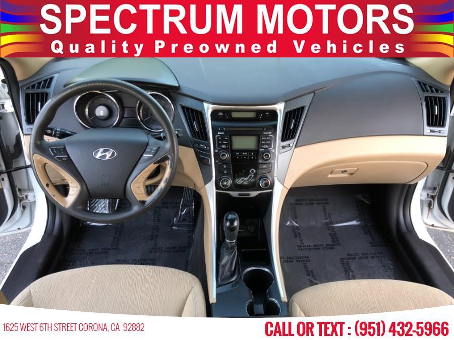 Used Hyundai Sonata 4dr Sdn 2.4L Auto GLS *Ltd Avail* 2011 | Spectrum Motors. Corona, California