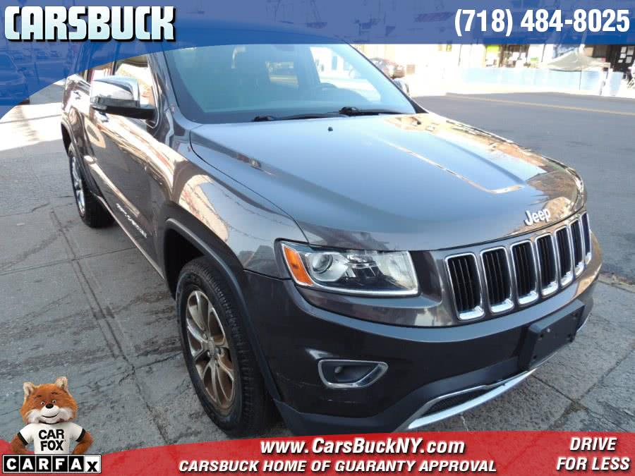 Used 2014 Jeep Grand Cherokee in Brooklyn, New York | Carsbuck Inc.. Brooklyn, New York