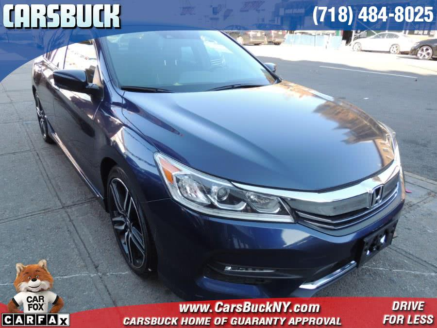 Used 2016 Honda Accord Sedan in Brooklyn, New York | Carsbuck Inc.. Brooklyn, New York