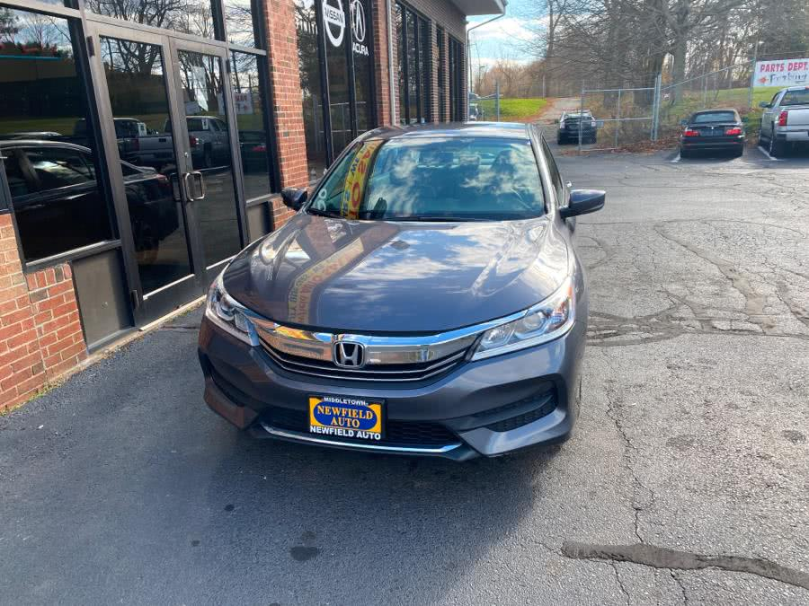 Used Honda Accord Sedan 4dr I4 CVT LX 2016 | Newfield Auto Sales. Middletown, Connecticut