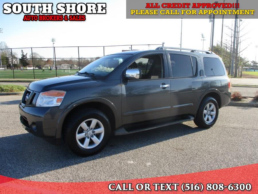 Used 2011 Nissan Armada in Massapequa, New York | South Shore Auto Brokers & Sales. Massapequa, New York