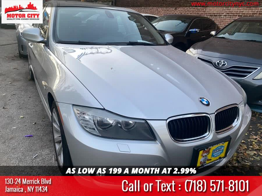 Used BMW 3 Series 4dr Sdn 328i xDrive AWD 2011 | Motor City. Jamaica, New York