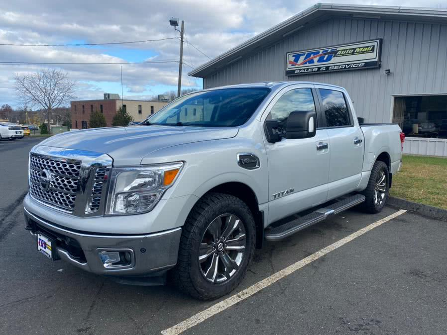 Used 2017 Nissan Titan in Berlin, Connecticut | Tru Auto Mall. Berlin, Connecticut