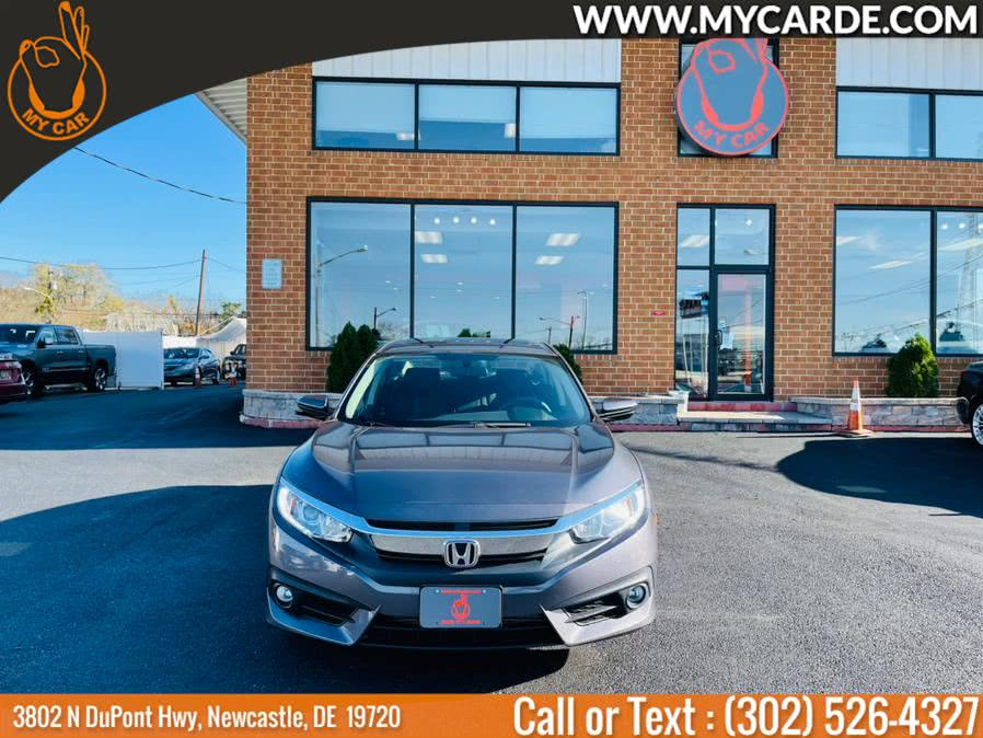 Used 2017 Honda Civic Sedan in Newcastle, Delaware | My Car. Newcastle, Delaware