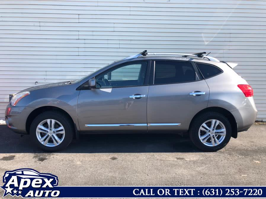Used Nissan Rogue AWD 4dr SV 2012 | Apex Auto. Selden, New York