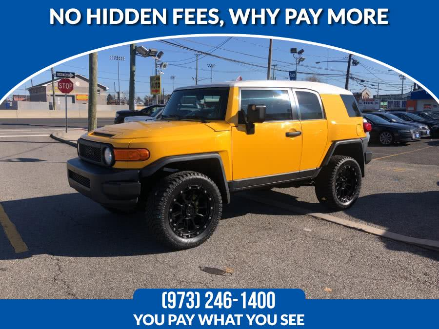 Used 2007 Toyota FJ Cruiser in Lodi, New Jersey | Route 46 Auto Sales Inc. Lodi, New Jersey