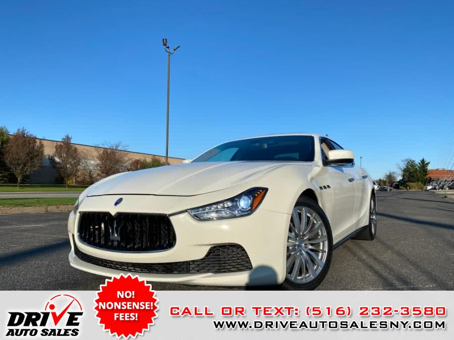 Used 2015 Maserati Ghibli in Bayshore, New York | Drive Auto Sales. Bayshore, New York