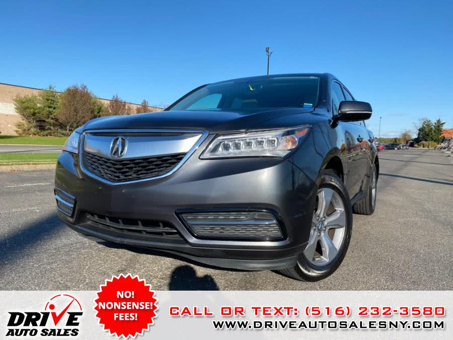 Used 2016 Acura MDX in Bayshore, New York | Drive Auto Sales. Bayshore, New York