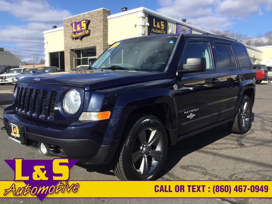 Used 2013 Jeep Patriot in Plantsville, Connecticut | L&S Automotive LLC. Plantsville, Connecticut
