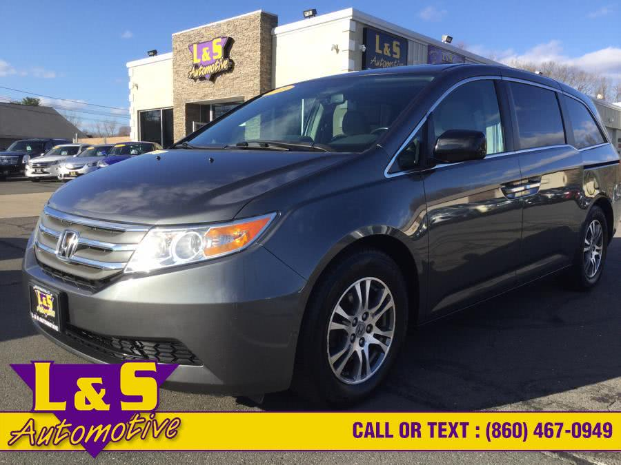 Used 2013 Honda Odyssey in Plantsville, Connecticut | L&S Automotive LLC. Plantsville, Connecticut