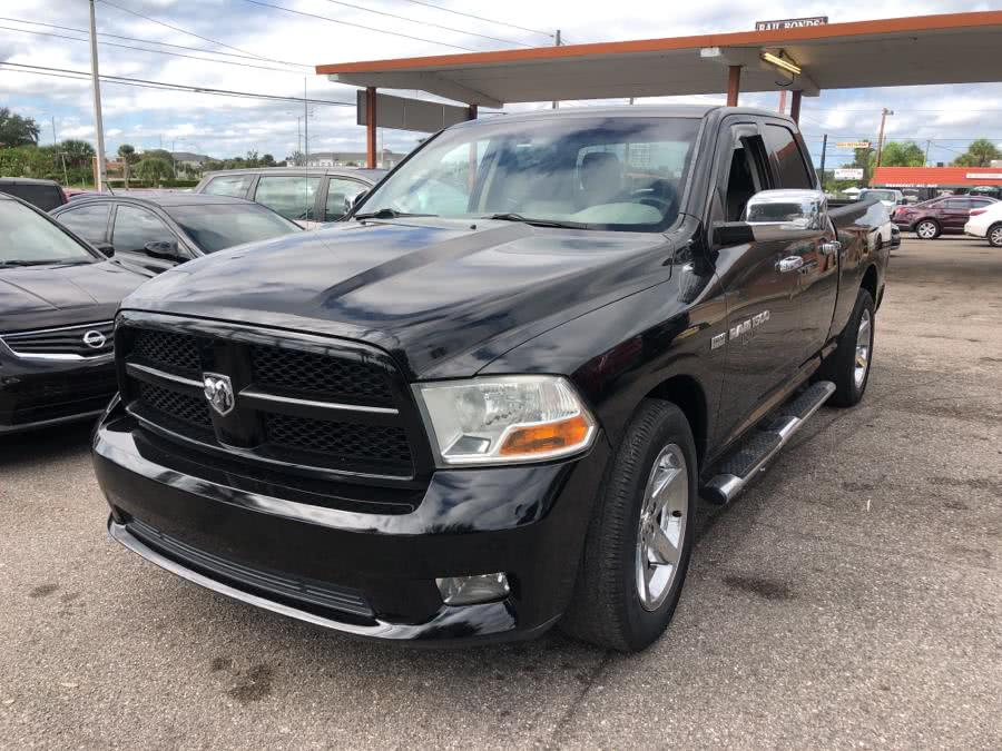 "Used Ram 1500 2WD Quad Cab 140.5"" Express 2012 