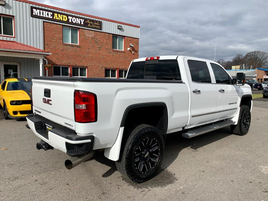 """Used GMC Sierra 2500HD 4WD Crew Cab 153.7"""" Denali 2017 
