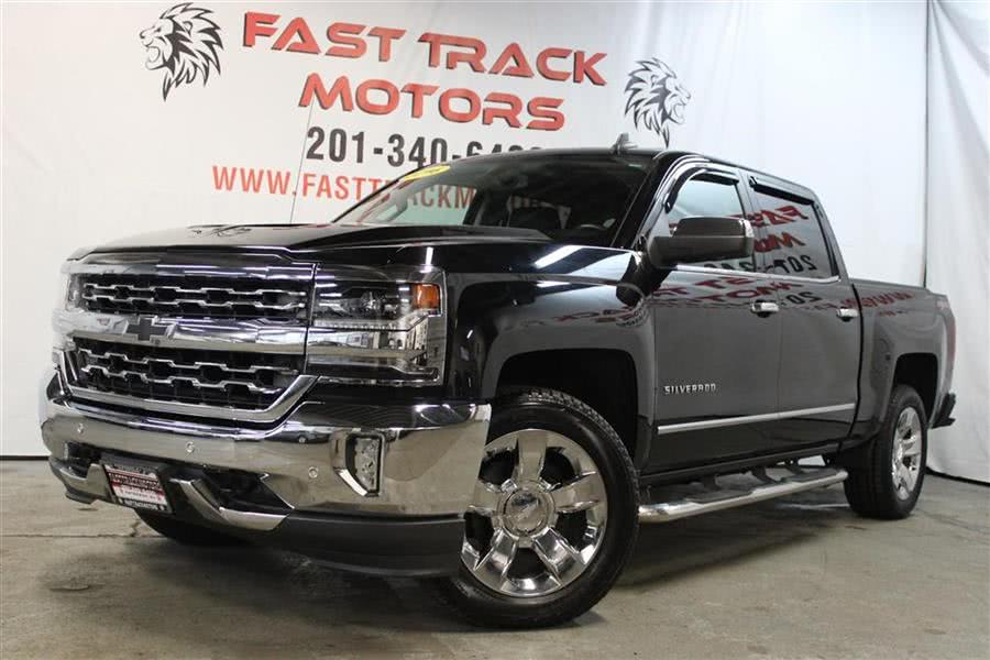 Used 2016 Chevrolet Silverado in Paterson, New Jersey | Fast Track Motors. Paterson, New Jersey