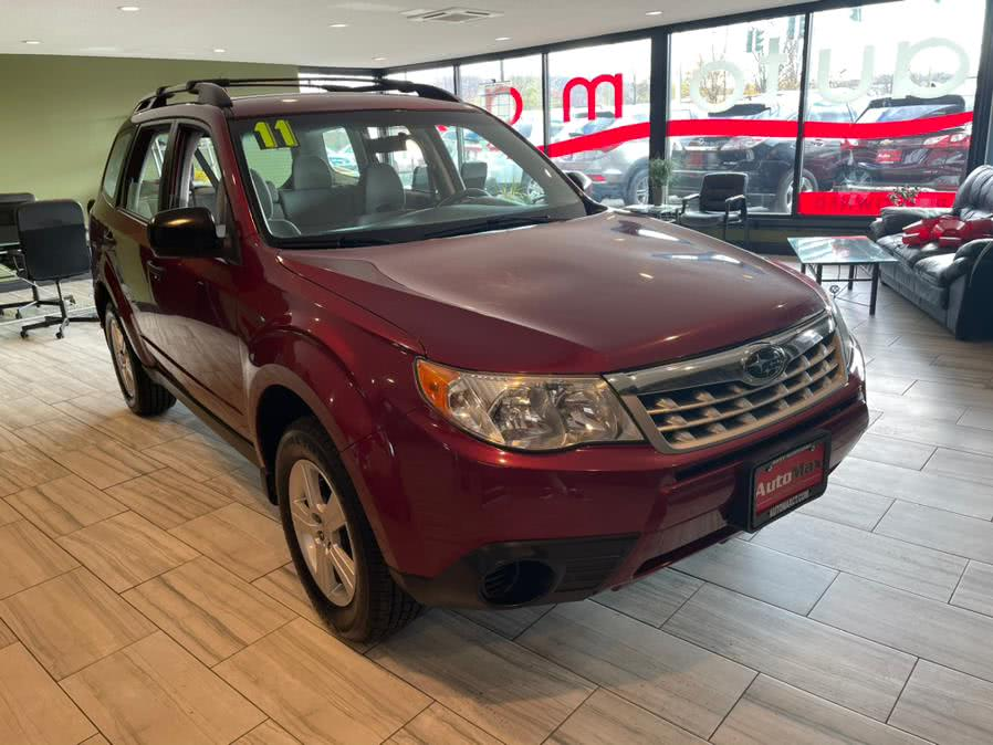 Used 2011 Subaru Forester in West Hartford, Connecticut | AutoMax. West Hartford, Connecticut