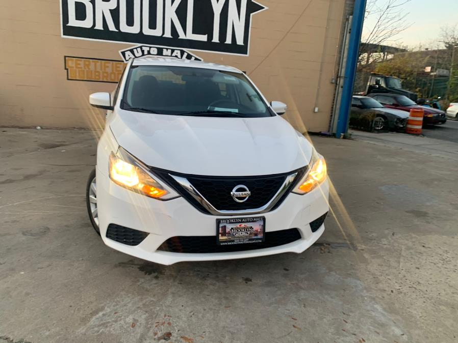 Used Nissan Sentra SV CVT 2017 | Brooklyn Auto Mall LLC. Brooklyn, New York